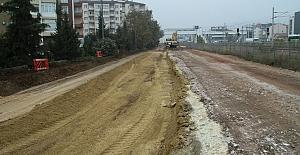 Salim Dervişoğlu Caddesi D-100'e Alternatif Olacak