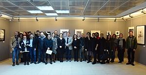 Güzel Sanatlar Fakültesi'nde Fotoğraf Sergisi Açıldı