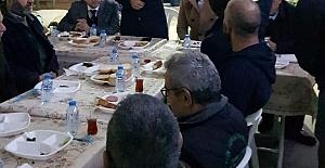 Hatipoğlu Vatandaşlarla Kahvaltılarda...