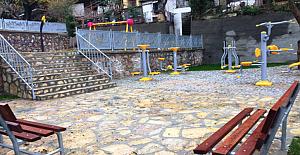 İzmit Belediyesi'nden Terzibayırı'na Park