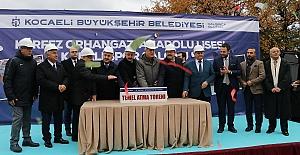 Karaosmanoğlu; ''Spor Salonumuz Fabrika Gibi Çalışacak''