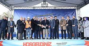 KARTEPE TELEFERİK PROJESİ'NİN TEMELİ ATILDI