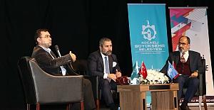 Üniversiteli Gençler ile Ortadoğu ve Yeni Dünya Konuşuldu