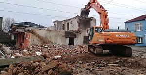 2018 Yılında 150 Bina  Yıkıldı