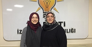 AK Kadın İzmit'te SKM Başkanı Firdevs Avcı