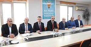 AK Parti'de Meclis Üyelikleri İçin Mülakatlar Başladı