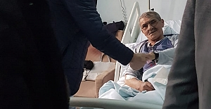 EFSANE MUHTAR HASTANEYE KALDIRILDI