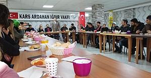 KAI Vakfı Gençleri  Kahvaltıda Konukları Ağırladı
