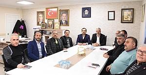 Başkan Eryarsoy'dan İzmit SKM'ye Ziyaret