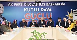 Eryarsoy Dilovası#039;nda Seçim...