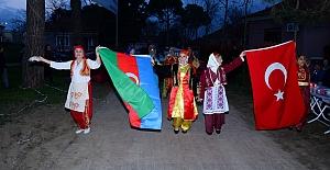 Azerbaycan KültürNevruz Bayramı Kutlandı