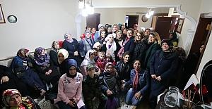 Gönül, MHPli Kadınlar İle Buluştu