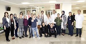 Kocaeli Devlet Hastanesi'nden Özel Gençlere Özel Hizmet