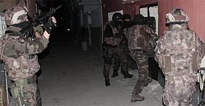 Kocaeli'de El Kaide ve DEAŞ'a şafak operasyonu!