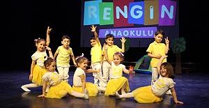 Rengin Anaokulları 23 Nisan'ı Coşkuyla Kutladı