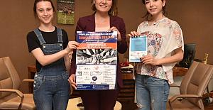 Üniversite Öğrencilerinden Başkan Hürriyet'e Davet