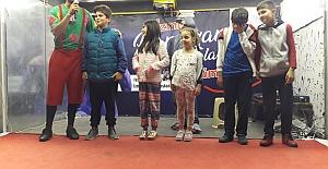 Çocuklar Ramazan Etkinlikleri ile Eğleniyor