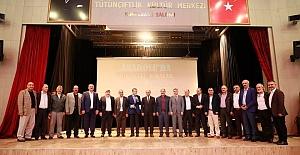 Körfezliler Türkülerle Anadolu#039;yu...