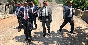 BAŞKAN SÖĞÜT#039;TEN YARIMCA-İLİMTEPE...