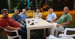 """Ahmet Mızrak, """"Çay Bahçesi Sahili  Canlandırdı"""""""