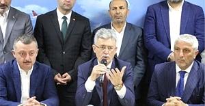 AK PARTİ KOCAELİ'DE LİSTE BELLİ OLDU