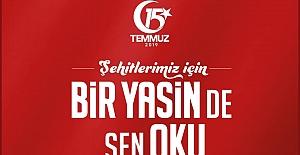 BİR 'YASİN'DE SEN OKU