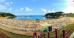 Miço Koyu Kadınlar Plajında Mavi...