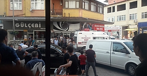 SURİYELİ GENCİ DARP ETTİLER..!