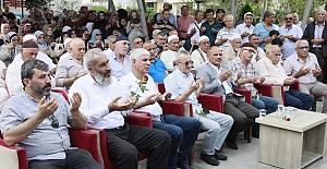Körfezli Hacı Adayları Dualarla...