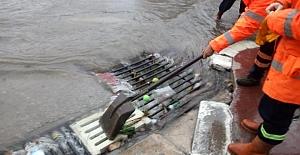 Sel Sonrası Ekipler Sahada