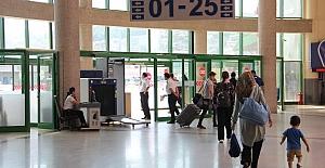 Terminal, Bayramda 42 Bin Ziyaretçiyi...