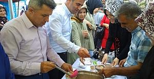 Başkan Turan, Aşura Etkinliğine Katıldı