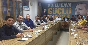 AK Parti Körfezde 28 Bin üye askıda
