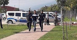 POLİSE YUMRUK ATAN ŞAHIS TUTUKLANDI..!