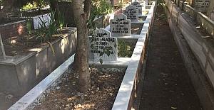 Şener Söğüt Söz Verdi, O Mezarlar Yenilendi