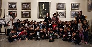 Atatürk Müzesi'ne Çevre İlçelerdeki...