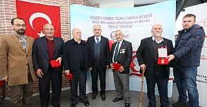 Kıbrıs Gazilerine Madalya Ve Beratları...