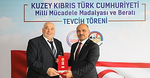 KÖRFEZ#039;DE KIBRIS GAZİLERİNE...