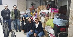 CHP Deprem Bölgesi  İçin Yardımları Hazırladı