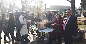 CHP Yemeğini Paylaştı, Önerge Hazırlıyor