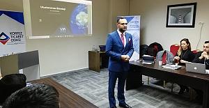 Körfez Ticaret Odası'ndan Dış Ticaret Eğitimi