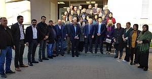 AK Parti Körfez'de Yardım Kampanyasına Katıldı