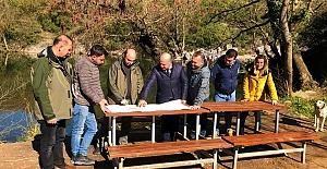 Ballıkayalar Tabiat Parkı Yeni Sezona...