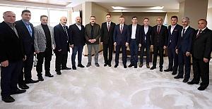 Başkan Büyükakın, 'Türkiyenin...