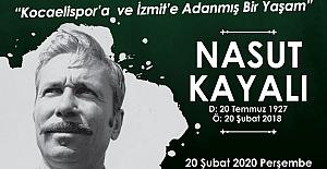 İZMİT BELEDİYESİ KOCAELİSPOR EFSANESİ...