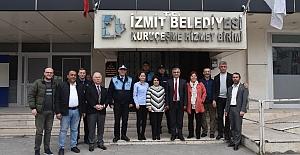 İzmit Belediyesi Kuruçeşmeye,...