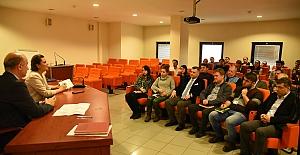 İzmit Belediyesinin Genç Çalışanları...