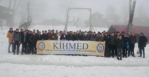 Kihmed Gençlik'ten Elazığ'a Dua