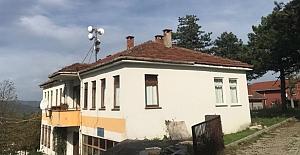 Nüzhetiye Köy Konağının Çatısı...