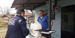 BAŞKAN KOCAMANDA 65 YAŞ ÜSTÜNE...